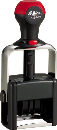 H-6440 Ready to Use Heavy Duty Self-Inking Date Stamp