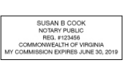 EXP-VA - Virginia Commission Expiration Stamp