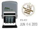 ES-400 Ready to Use Self-Inking Dater